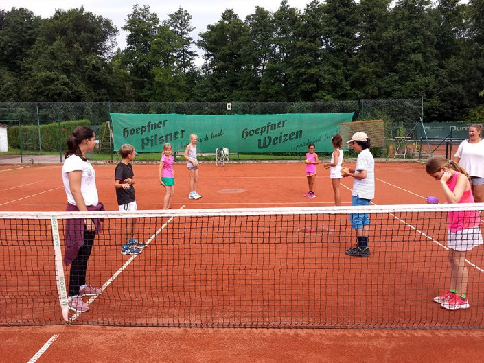 Feriencamp 2017 - TCRW Durmersheim