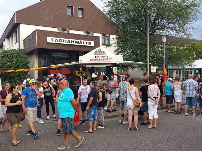 Tennisclub Rot-Weiß Durmersheim - Bäretriewerfest 2017
