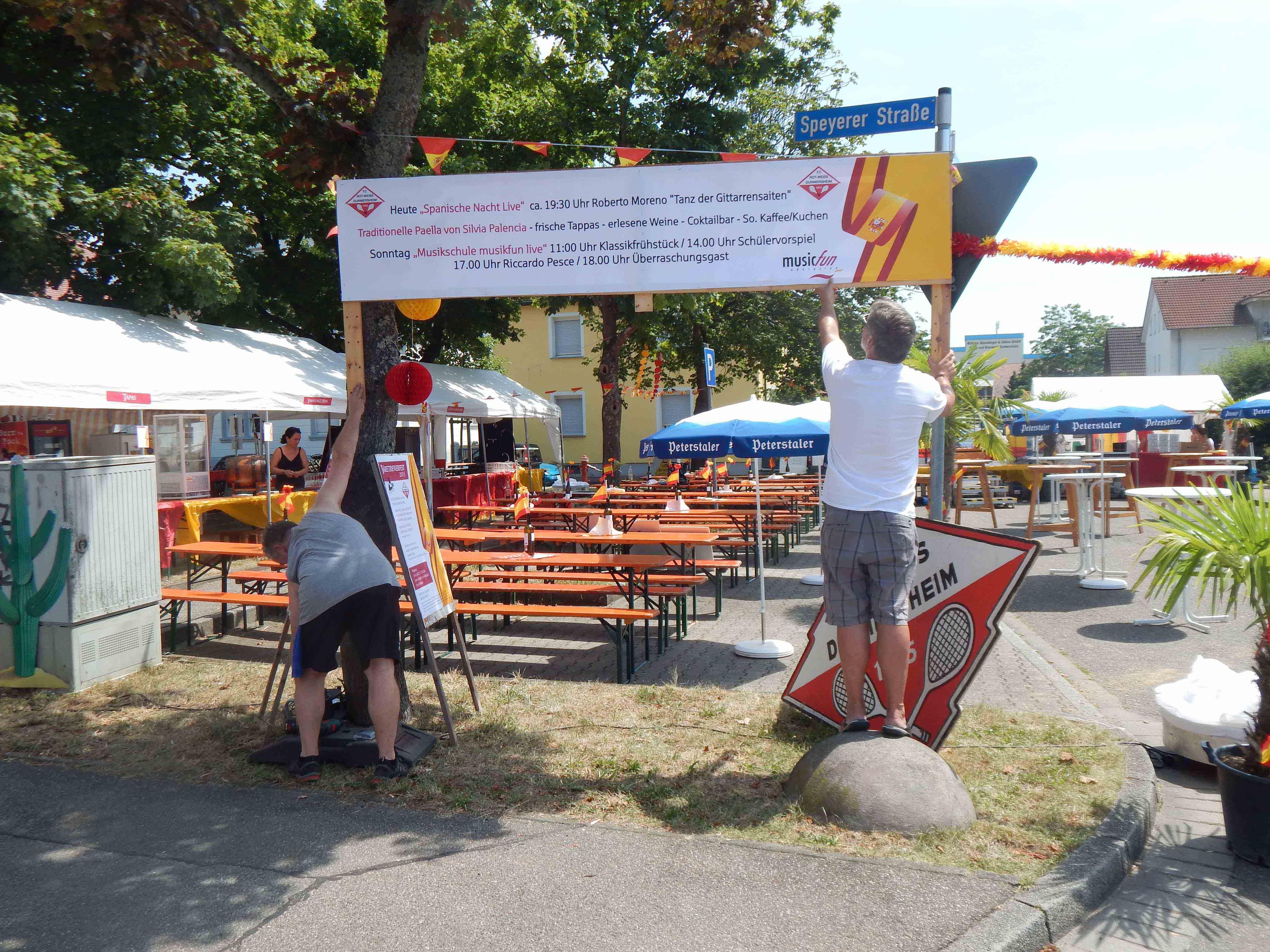 Baretriewer2015 004 Tennisclub Rot Weiss Durmersheim
