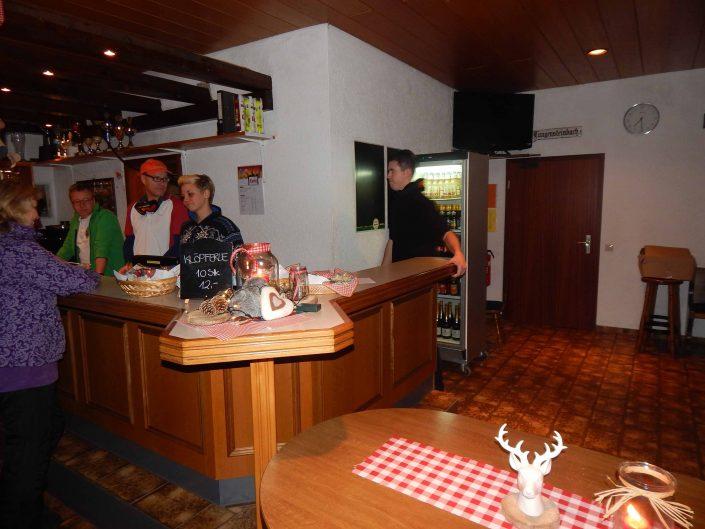 Tennisclub Rot-Weiß Durmersheim Après-Ski Party 2016