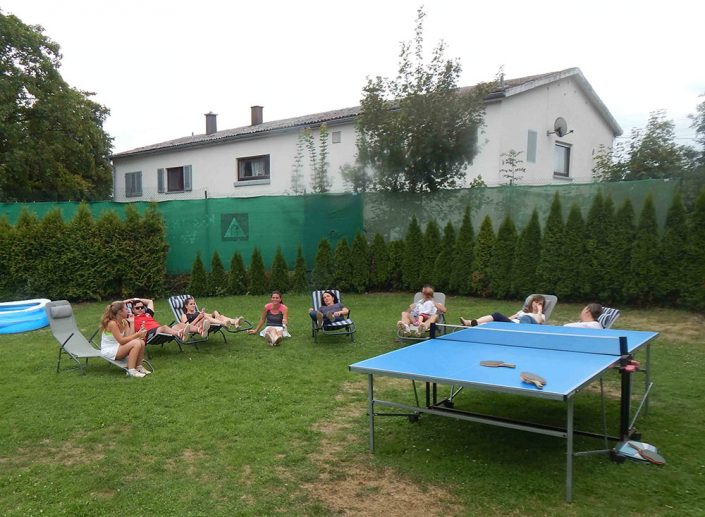 Clubleben im TCRW Durmersheim