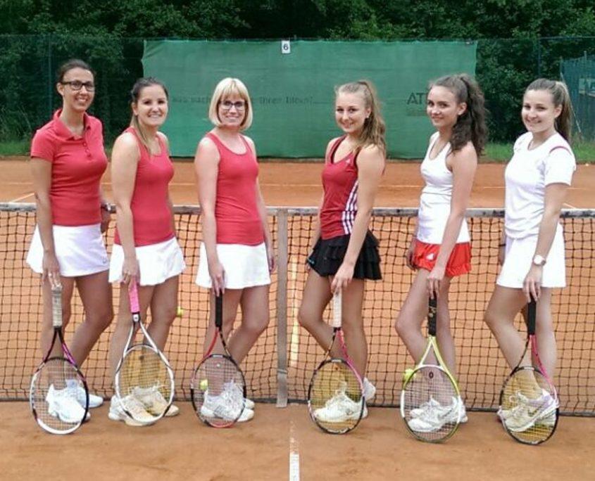 Tennisclub Rot-Weiß Durmersheim - Damen 2