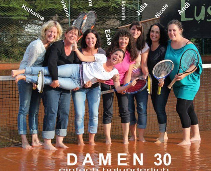 Tennisclub Rot-Weiß Durmersheim - Damen 30